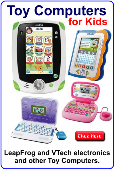 Real Kids Laptops