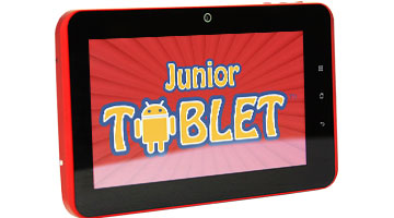 Junior Tablet CX | Best Tablet for Kids