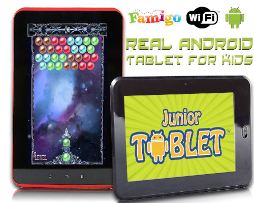 Junior Tablet - Best Tablets for Kids