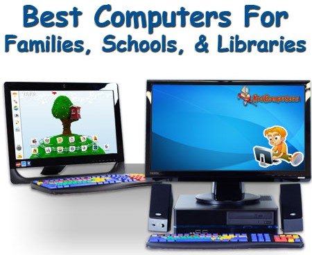 kids computers best computers for families, schools & libraries