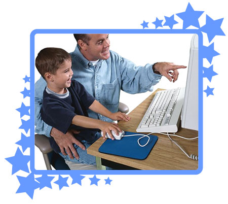 Kids all-in-one Computer