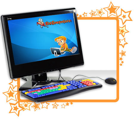 Kids Cybernet Station Pro Kids All In One Computer For