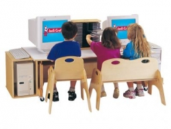 Kids Computer Table - 60 Inch