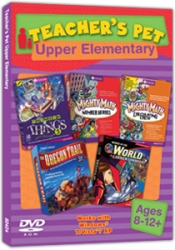 Teacher's Pet Upper Elementary (Ages 8 to 12+)