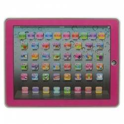 Y-Pad Tablet Computer Toy (Pink)