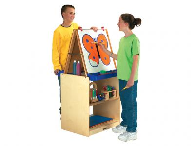 Kids 2 Station Easel - School Age