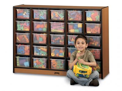 25 Tray Mobile Cubbie Without Trays - Sproutz