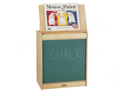 Big Book Easel - ThriftyKydz - Chalkboard