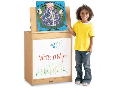 Big Book Easel - MapleWave - Write-n-wipe