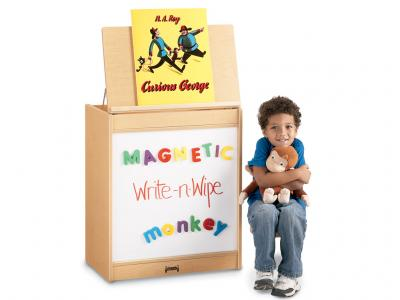 Big Book Easel - MapleWave - Magnetic Write-n-wipe
