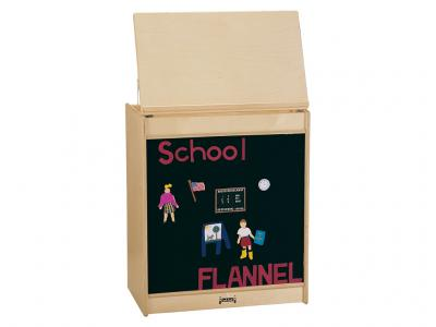 Big Book Easel - Flannel