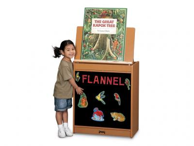 Big Book Easel - Sproutz - Flannel