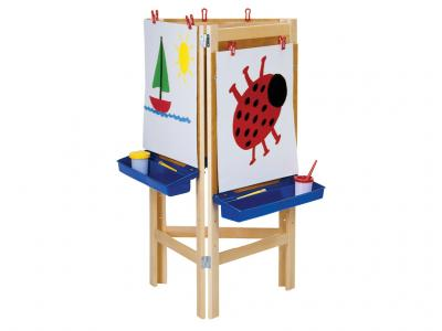 Kids 3 Way Adjustable Easel