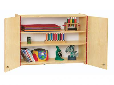 Wall Cabinet - Lockable