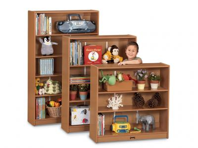 "Kids Bookcase - Sproutz - 48"" High"