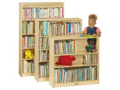 "Kids Bookcase - 48"" High"