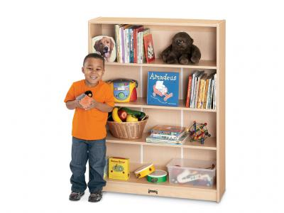 "Kids Bookcase - MapleWave - 36"" High"