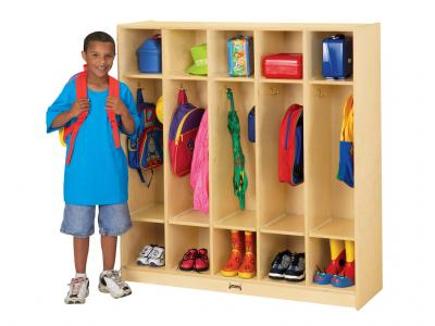 Coat Locker - ThriftyKydz - 5 Sections