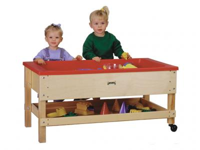Sensory Table W/shelf - Toddler