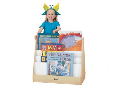 Big Book Mobile Pick-a-book Stand - 1 Sided