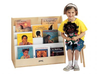 Pick-a-book Stand - 1 Sided