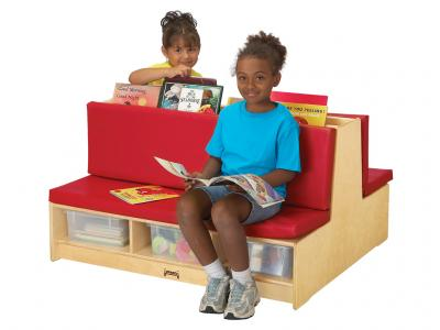 Kids Read-a-round - Couch