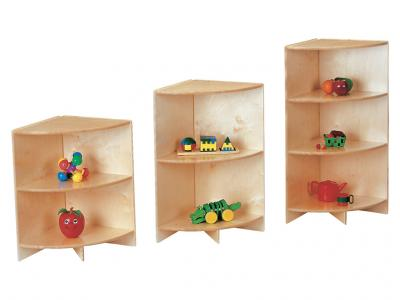 "Kids Kydzcurves[tm] - Corner - 29"" High"