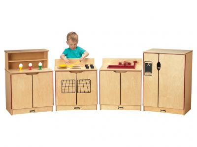 Kids Kinder-kitchen Cupboard