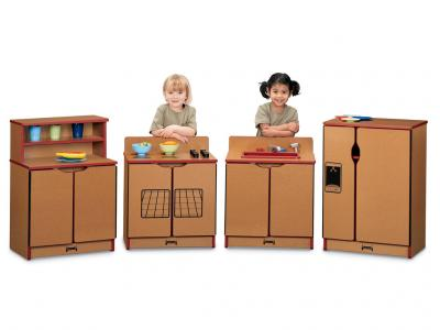 Kids Kinder-kitchen Cupboard - Sproutz