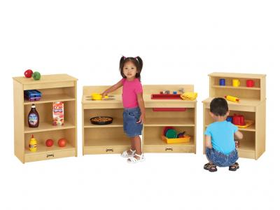 Kids The Toddler Kitchen - 4 Piece Set