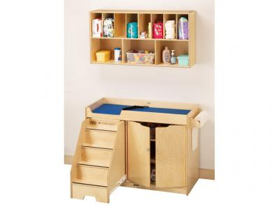 Changing Table W/stairs