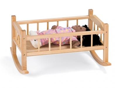 Traditional Doll Cradle