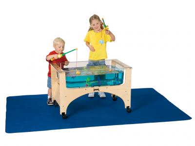 "Sensory Table Mat - Large - 54"" X 72"" (Blue)"