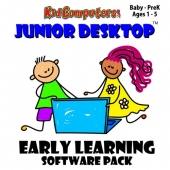 Kid Computers Early Learning Mega Pack (for ages 1 to 5)