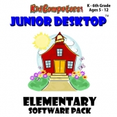 Kid Computers Elementary Mega Pack (for ages 5 to 12)