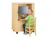 Kids Euro-computer Cabinet