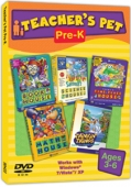 Teacher's Pet Pre-K (Ages 3 to 6)