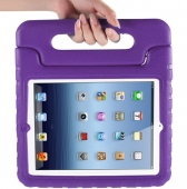 iPad Kids Friendly Case (Purple)
