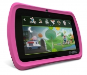 "LeapFrog Epic 7"" Android-based Kids Tablet (Pink)"
