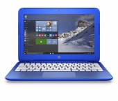 HP 11.6-Inch Notebook (Blue)