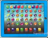 Y-Pad Tablet Computer Toy (Blue)