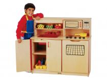 Kids 4-in-1 Kitchen Activity Center
