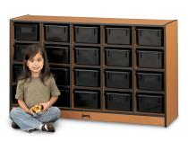 20 Tray Mobile Cubbie Without Trays - Sproutz