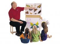 Big Book Easel - Write-n-wipe