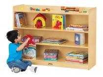 Mobile Bookcase W/lip - ThriftyKydz