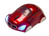 M-Coupe Red Optical Mouse * SOLD OUT *