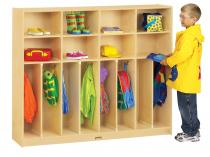 Neat-n-trim Lockers - 60 Inch - 8 Sections
