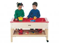 Sensory Table W/shelf