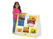 Pick-a-book Stand - Rainbow Accents - 1 Sided