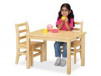"Multi-purpose Rectangle Table - 10"" High"